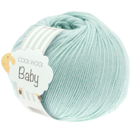 Cool Wool Baby 257 Licht mint