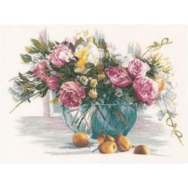 Bloemen in vaas PN-0162299