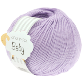 Cool Wool Baby 268 Zacht lila