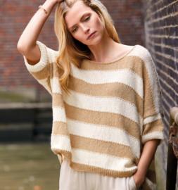Ecopuno 2 kleuren trui