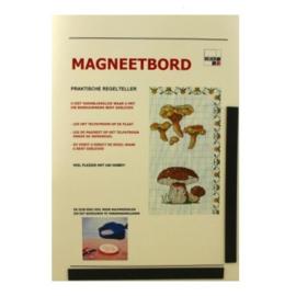 Magneetbord 21x30 xm