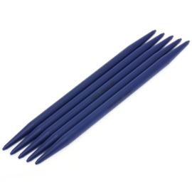 Breinaalden zonder knop kunststof dikte 9 - 20cm