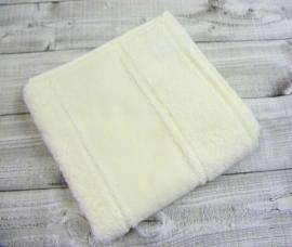 Handdoek ivoor
