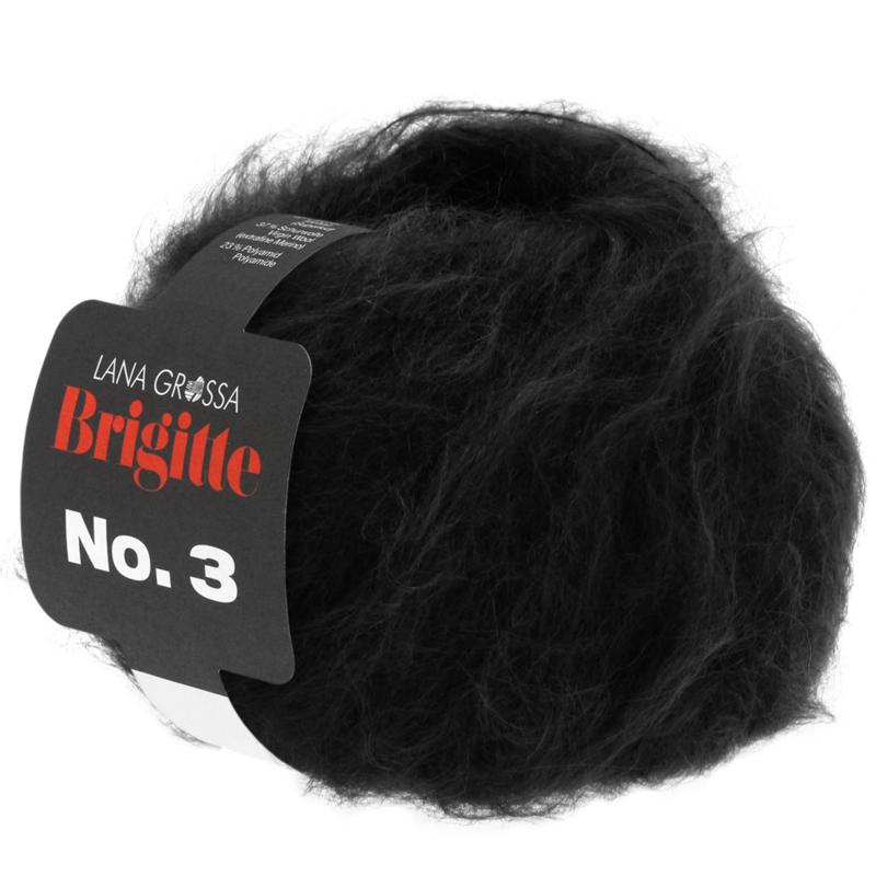 Brigitte Nr.3  Zwart 010