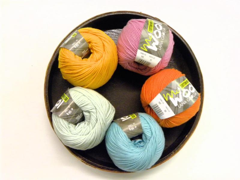 Cotton Mix 130