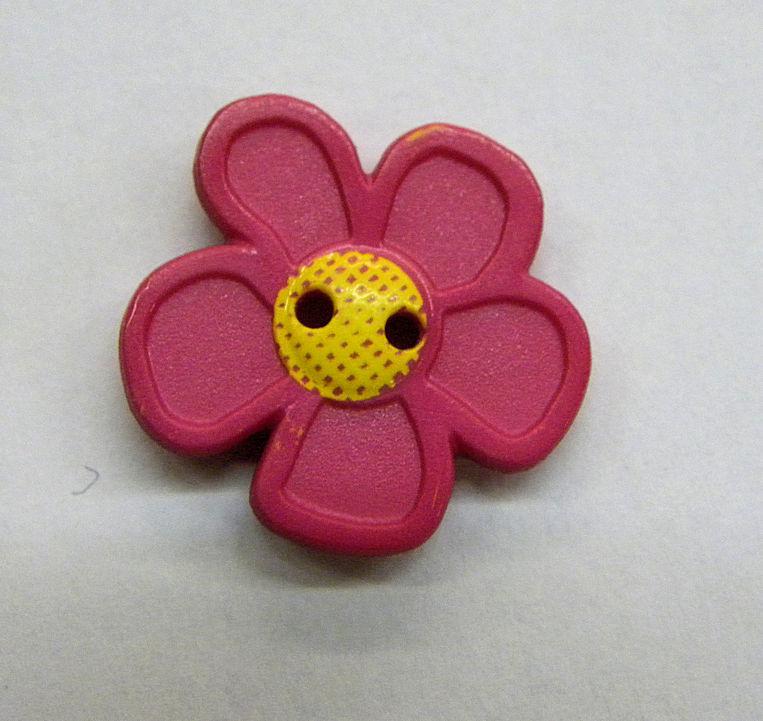 Bloem 2 cm Rose