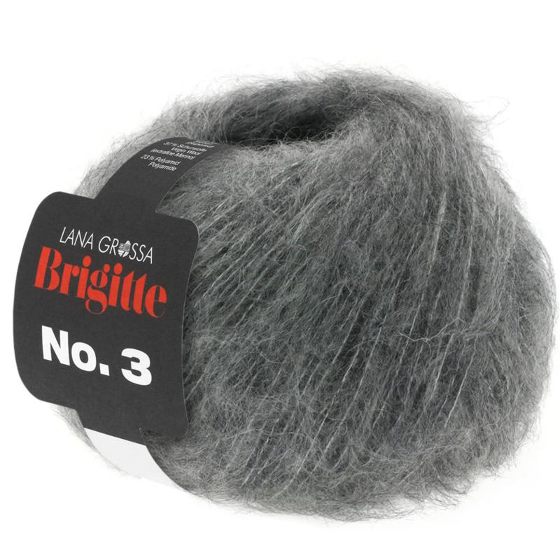 Brigitte nr.3 Midden grijs 033