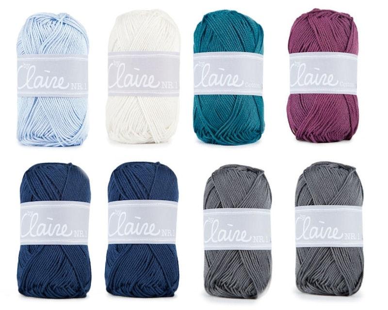 'Blije-kleuren'  I love blue