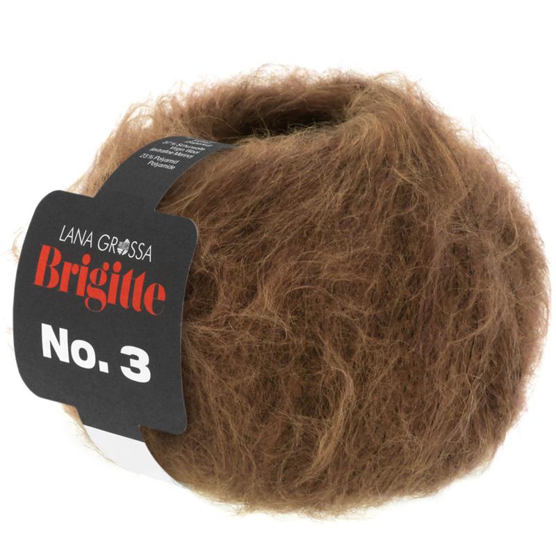 Brigitte nr.3 Bruin 035