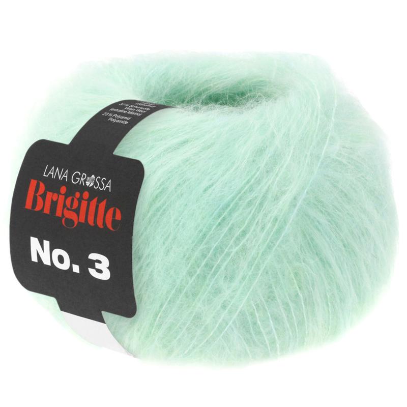 Brigitte nr.3 Pastel mint 042