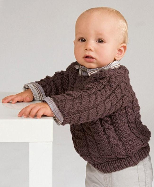CWB Baby kabeltrui