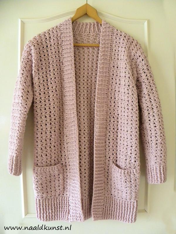 Vest CrissCross 'Cotton'