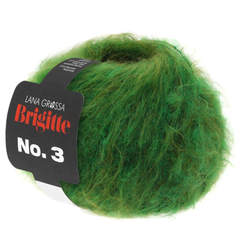 Brigitte nr.3 Groen 029