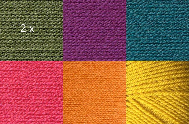 Stripes & Bubbles 1083 - 2x 1027 - 1711 - 1061 - 1062 - 1823