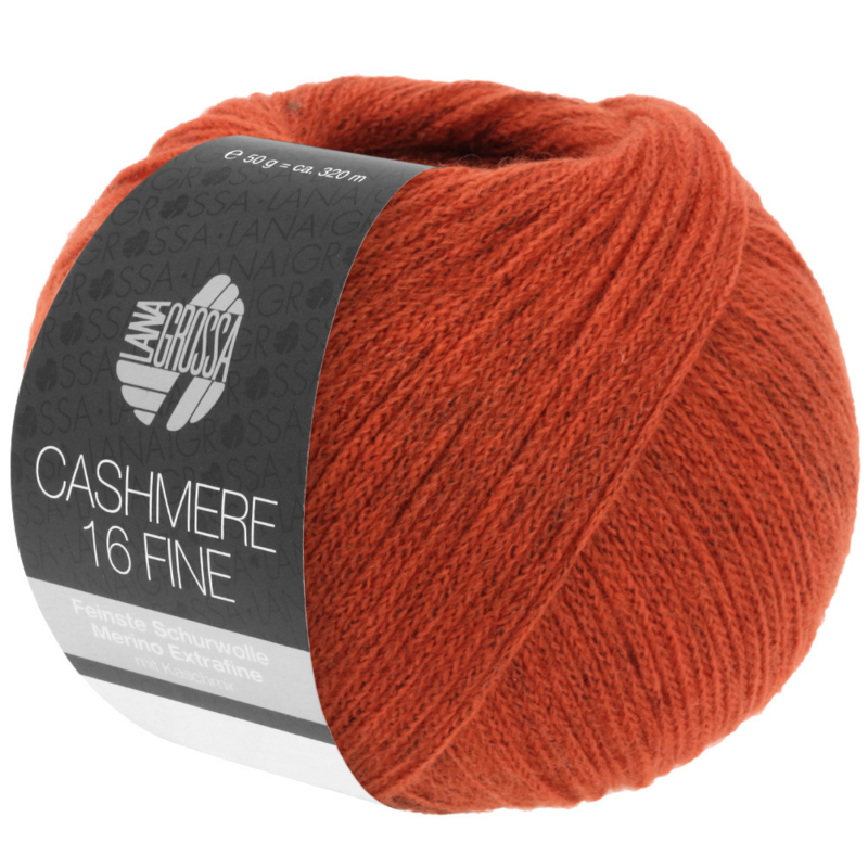 Cashmere 16 Fine 044 Roest