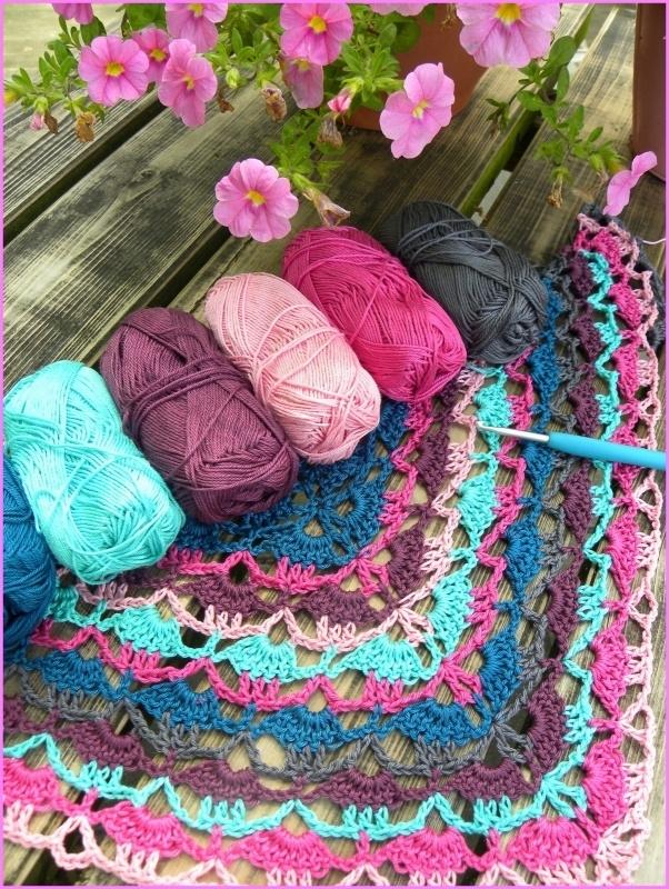 'Blije-kleuren' Cold sweetness
