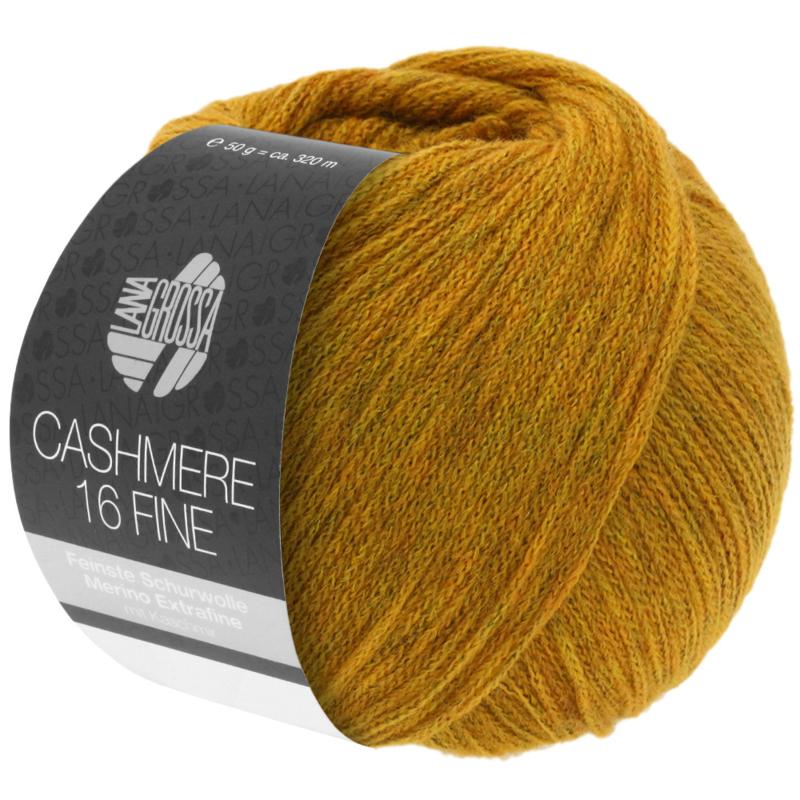 Cashmere 16 Fine 038  Warm Oker