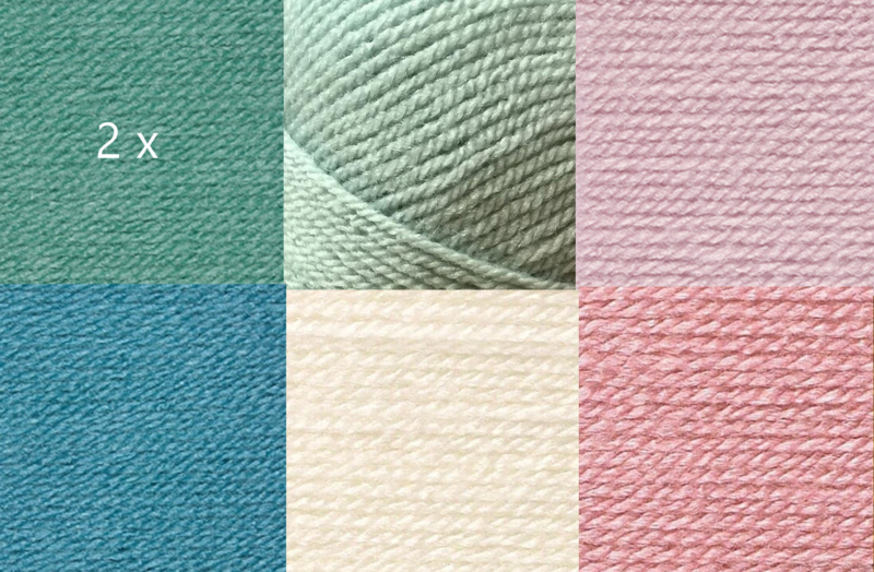Stripes & Bubbles 1080 - 1820 - 1832 - 1005 - 1725 - 1722 2x