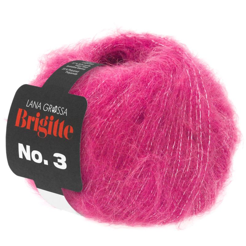 Brigitte nr.3  Roze 028