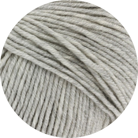 Cool Wool Big Mélange 616 Licht grijs