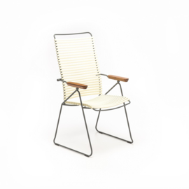 Houe click positioning chair  white (22)