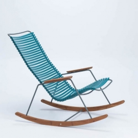 Houe rocking chair Petrol (77)