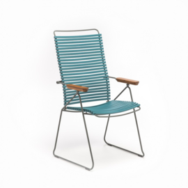 Houe click positioning chair  petrol (77)