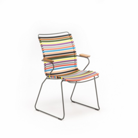 Houe click dining chair high back, multicolor 1 (88)