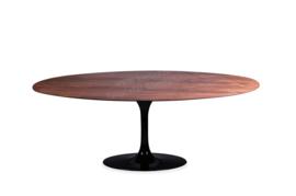 Tulip tafel, ovalen blad