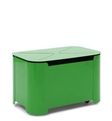 Tolix Turtle Box groen, RAL 9003