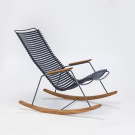 Houe rocking chair dark blue (91)
