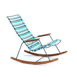 Houe rocking chair, div. kleuren