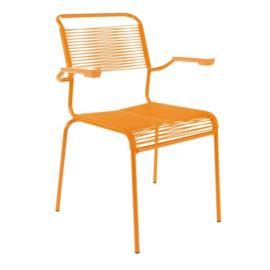 Spaghetti armchair