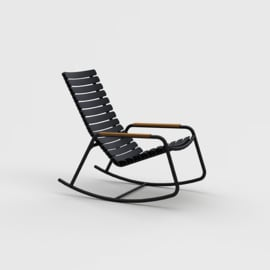 Reclips rocking chair Black (20)
