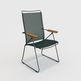 Houe click positioning chair