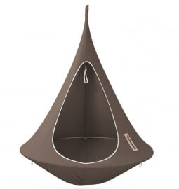Cacoon single deep taupe