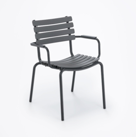 Clips dining chair Clay grey