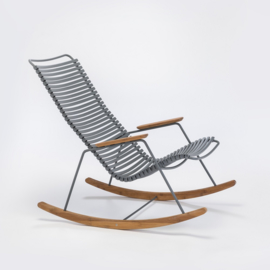 Houe rocking chair dark gray (70)