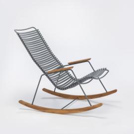 Houe rocking chair dark gray (70)
