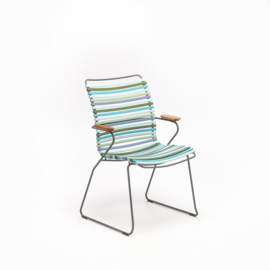 Houe click dining chair high back, multicolor 2 (84)