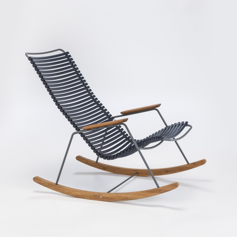 Houe rocking chair dark blue (91)