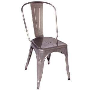 Tolix A chair Brut Vernis