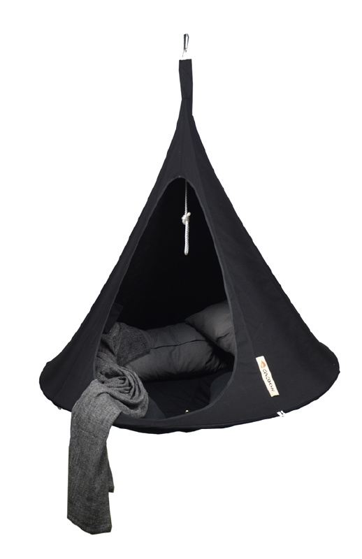 Cacoon single black