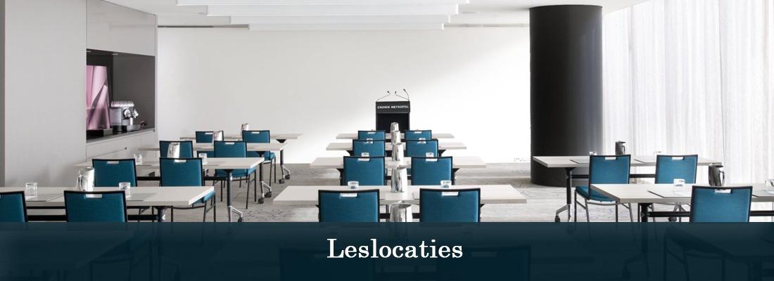 Leslocaties