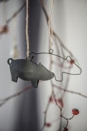 IB Laursen hanger | Varken dicht | per stuk