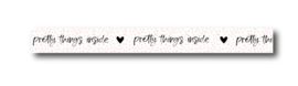 winkeltjevananne masking tape | Pretty Things Inside | 10 mtr x 1,5 cm