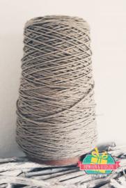 Katoendraad grijs/groen | 10 meter x 2 mm