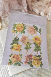 Jeanne d'arc Living | Scraps | Poëzieplaatjes | Roses
