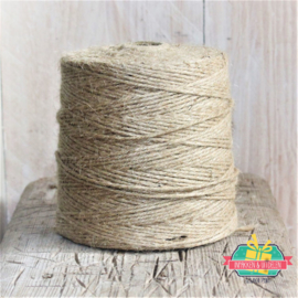 Jute touw | Naturel | 5 meter x 3 mm