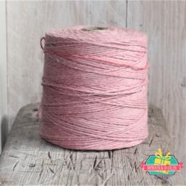 Jute touw | Roze | 5 meter x 3 mm